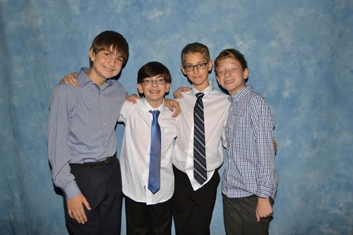 Hyman Bar Mitzvah